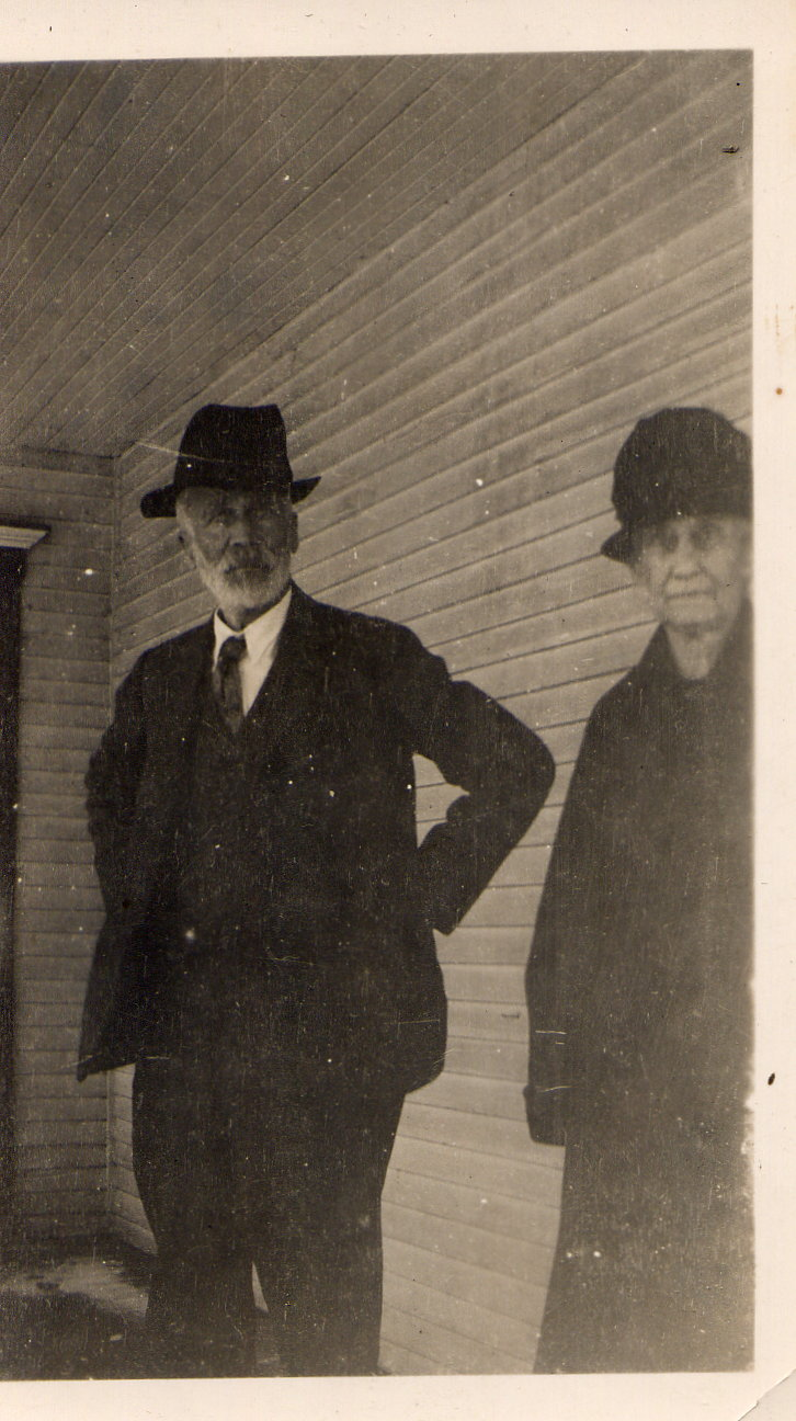 (Great Grandpa & Grandma)